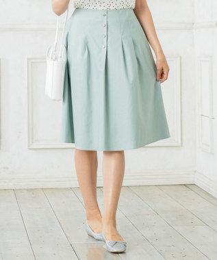 TOCCA 【洗える!】JULIETA スカート ライトグリーン系
