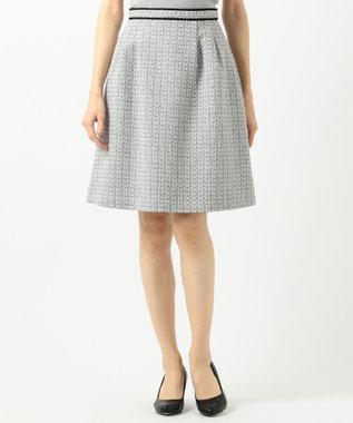 TOCCA CORAL スカート ネイビー系