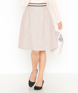 TOCCA CORAL スカート ピンク系