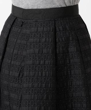 TOCCA 【洗える!】SMALL SUNS スカート ブラック系