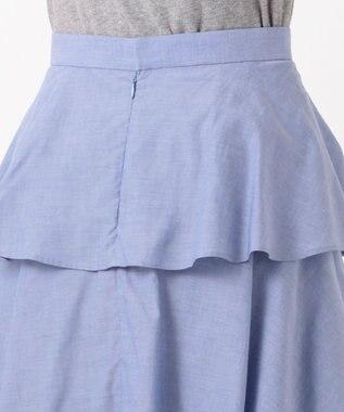 TOCCA 【CAPSULE COLLECTION】AVIS スカート ブルー系