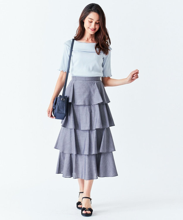 TOCCA 【CAPSULE COLLECTION】AVIS スカート
