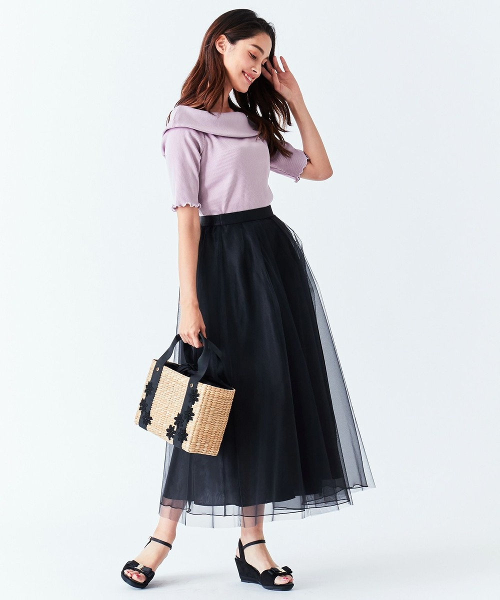 TOCCA 【CAPSULE COLLECTION】ISABELLA スカート ブラック系