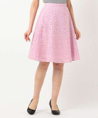 TOCCA 【SPRING WALTZ】FLOWER WOMAN スカート ピンク系7