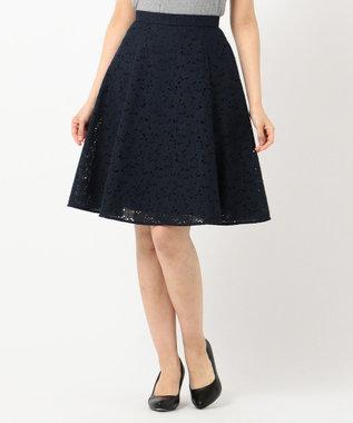 TOCCA 【SPRING WALTZ】FLOWER WOMAN スカート ネイビー系7