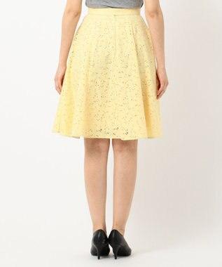TOCCA 【SPRING WALTZ】FLOWER WOMAN スカート イエロー系7