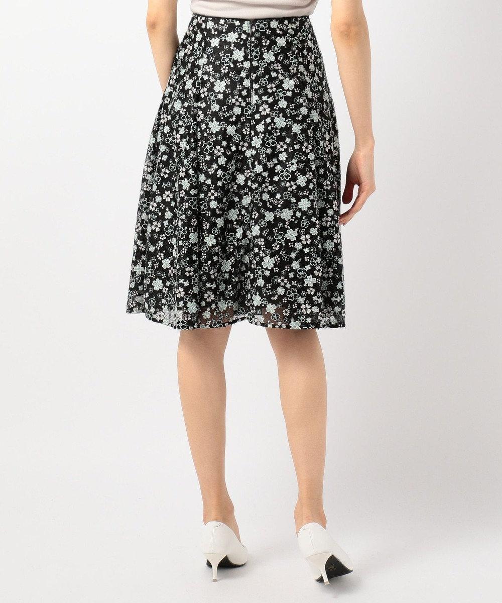 TOCCA GYPSY DEEP ROSE スカート ブラック系7