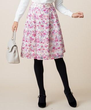 TOCCA 【WEB限定カラー有】PARIS DAISY スカート ピンク系7