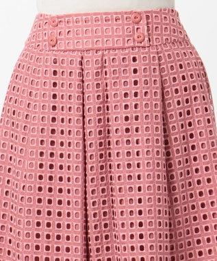 TOCCA 【WEB限定カラー有】DICE スカート [WEB限定]ピンク系7