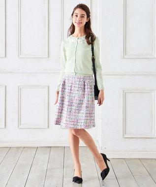 TOCCA CLARENSON スカート ライトグリーン系