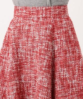 TOCCA BRULEE スカート レッド系