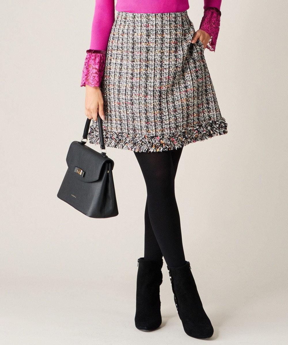 TOCCA LAUSANNE スカート ブラック系