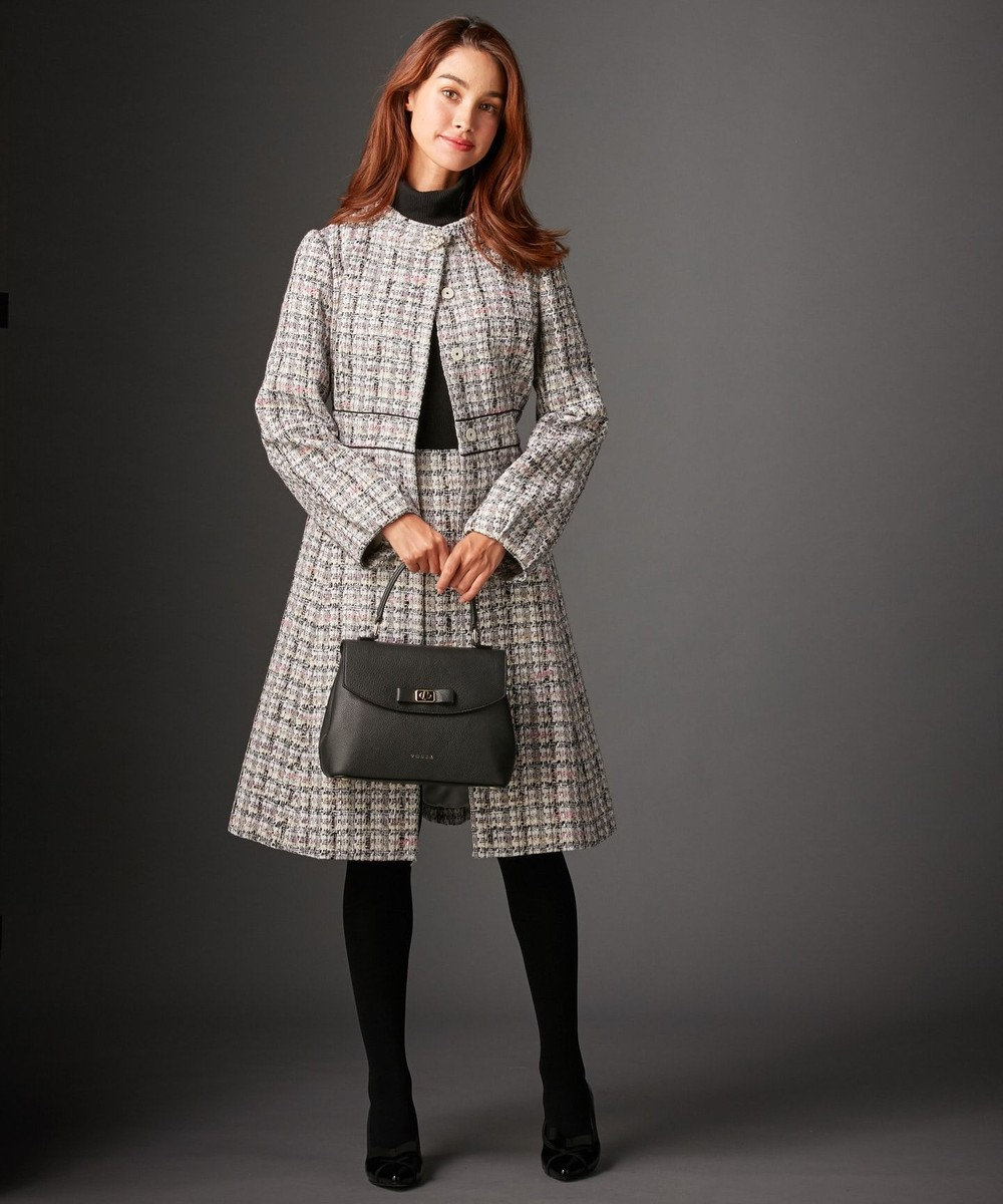 TOCCA LAUSANNE スカート ライトグレー系