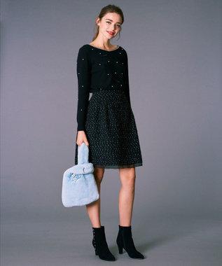 TOCCA 【9周年記念WEB限定カラー有】PATISSERIE スカート ブラック系