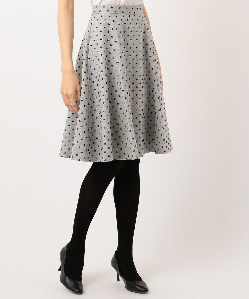 TOCCA 【一部店舗限定カラー有】SMALL CANDY スカート [限定]ライトグレー系5