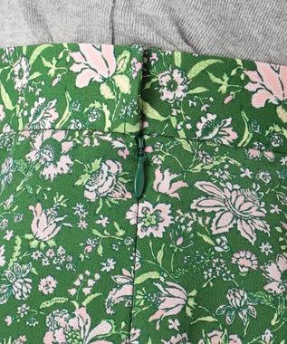 TOCCA 【TOCCA LAVENDER】Exotic Print スカート グリーン系5