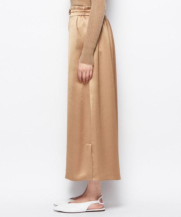 uncrave ビンテージサテン スカート