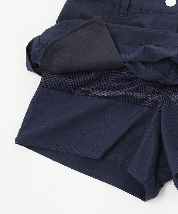 23区GOLF 【WOMEN】【撥水 / ストレッチ】ストレッチバックメッシュ スカート