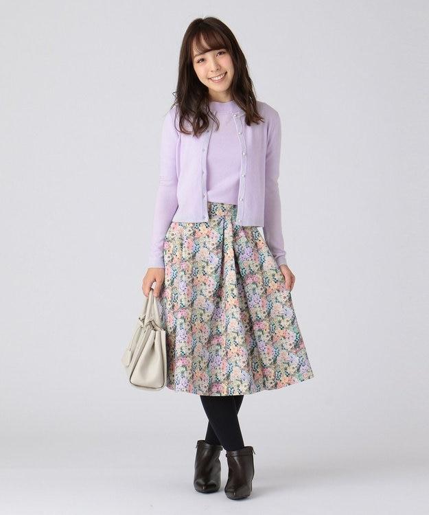 組曲 S 【洗える】Painted Journey スカート