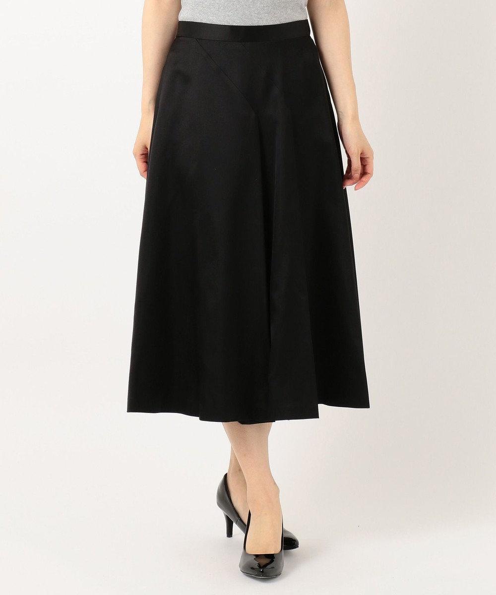 自由区 【Class Lounge】SILK スカート ブラック系