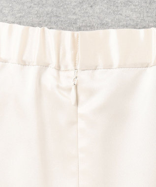 自由区 【Class Lounge】SILK スカート アイボリー系