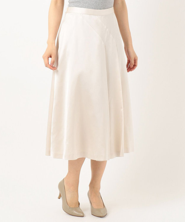 自由区 【Class Lounge】SILK スカート