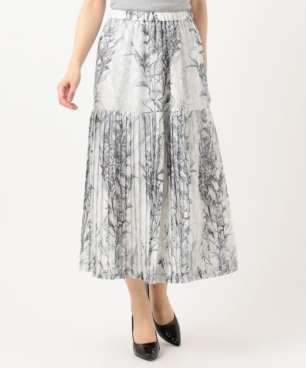 自由区 【Class Lounge】SECRET FLOWER スカート ホワイト系5