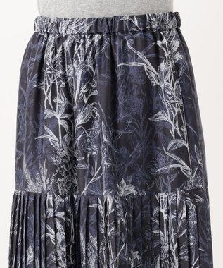 自由区 【Class Lounge】SECRET FLOWER スカート ネイビー系5