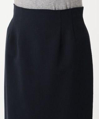 自由区 【Class Lounge】COTTON DOUBLE スカート ネイビー系