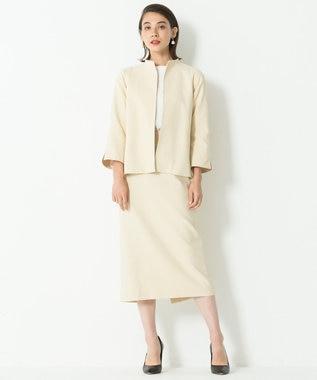 自由区 【Class Lounge】COTTON DOUBLE スカート ベージュ系