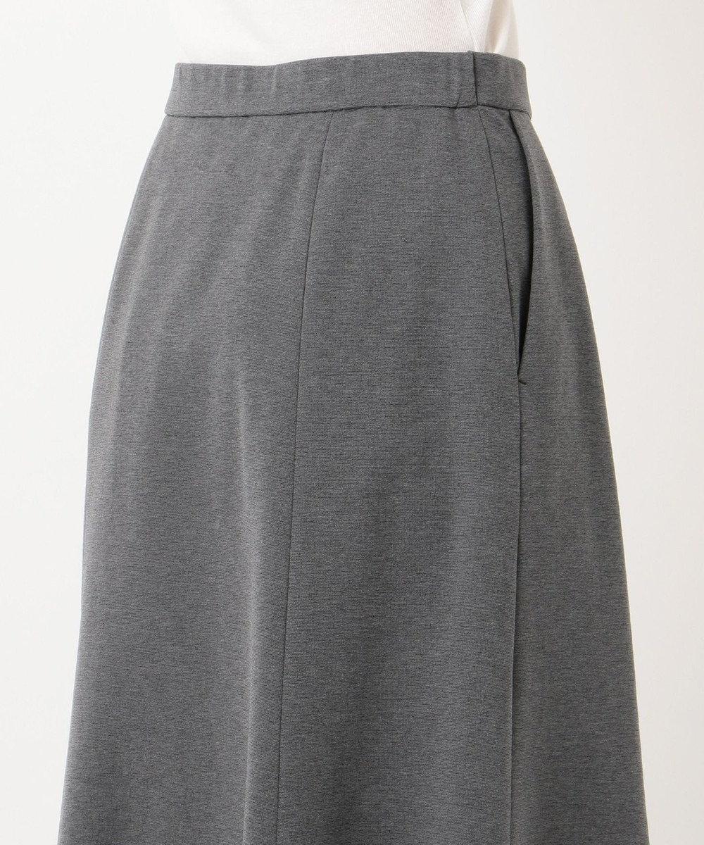 自由区 【Sサイズ有】360°FREE ウォッシャブル スカート グレー系