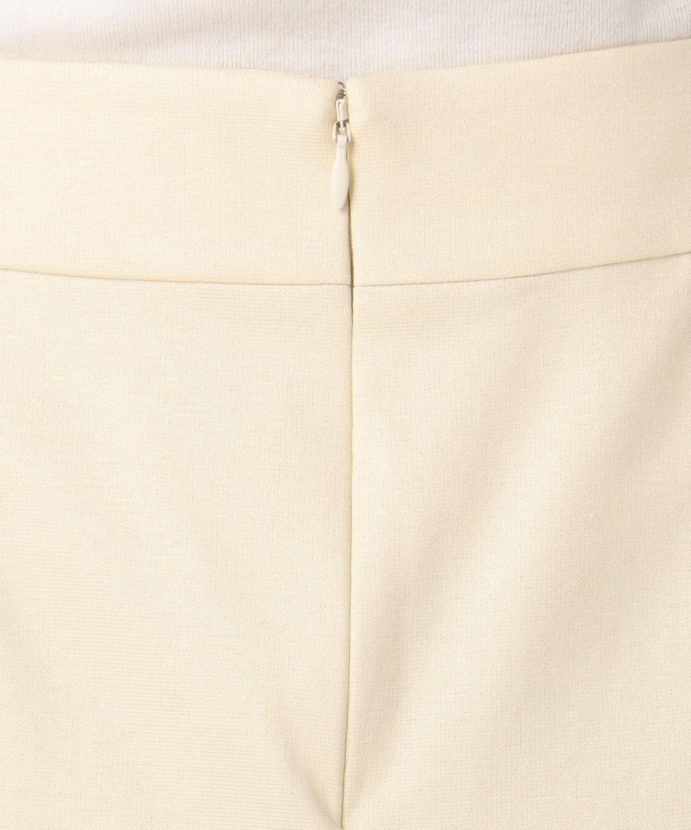 自由区 【マガジン掲載】SARTI ライトプレスジャージー スカート(検索番号F48) エクリュ