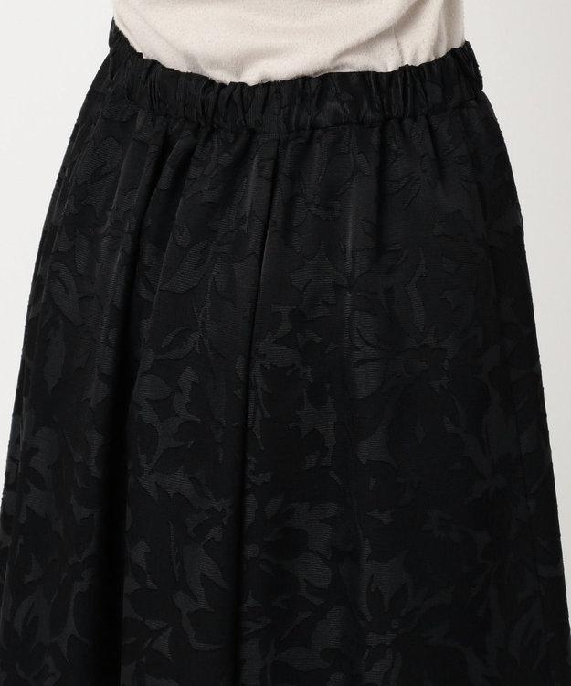 自由区 L 【マガジン掲載】フラワーオパール リバーシブルスカート(検索番号S29)