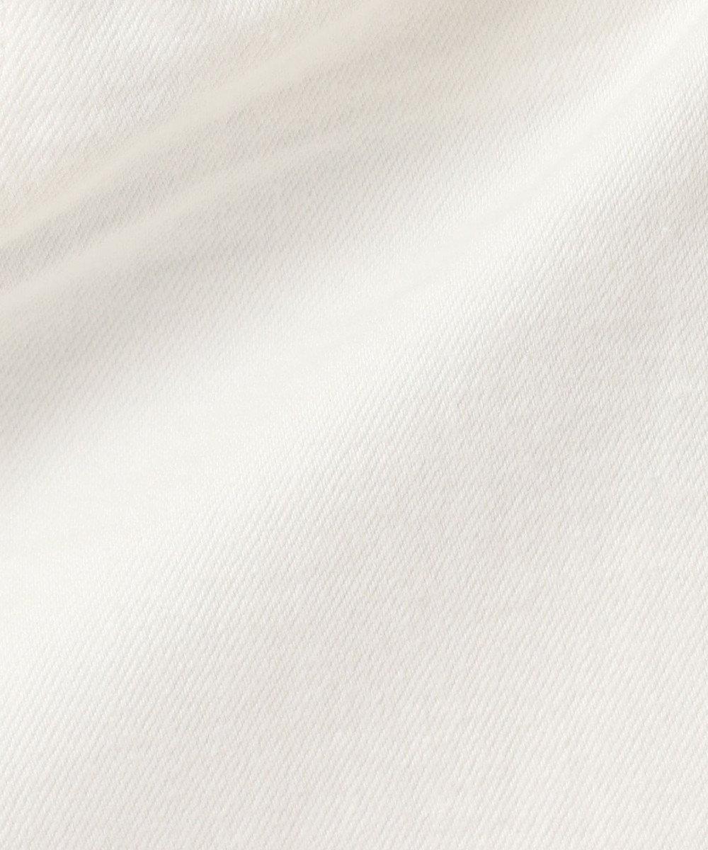 23区 S 【洗える】23区 DENIM VINTAGE デニム スカート ホワイト系