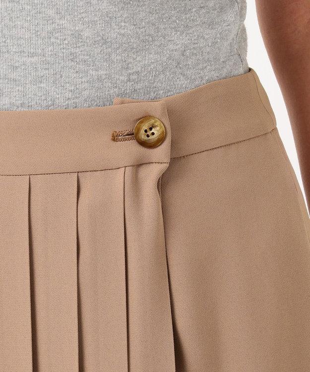 23区 S スムースプリーツツイル スカート