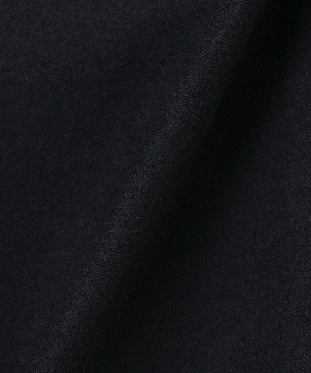 23区 S 【R(アール)】FINE WOOL JERSEY ペンシル スカート ブラック系