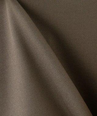 23区 S 【マガジン掲載】ダブルクロスストレッチ ラップスカート(検索番号H64) ダークブラウン系