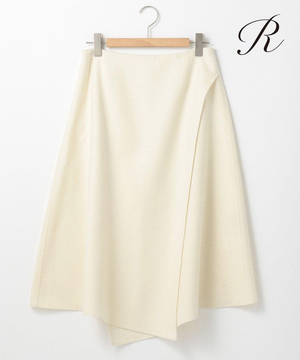 23区 S 【R(アール)】BACCI FINE REAVER スカート(検索番号R25) ホワイト系