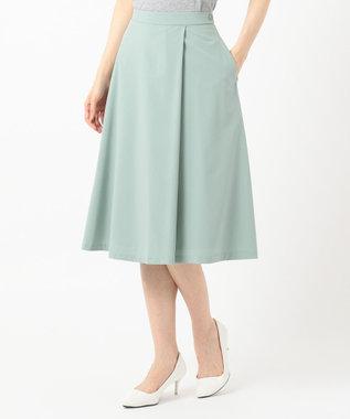 any SiS S 【美人百花掲載】タックポイントノーブル スカート ミント