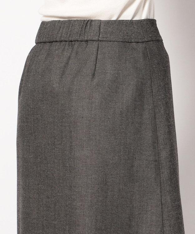 any SiS (スーツ対応)【洗える】T/Rウォッシャブルスーツ スカート