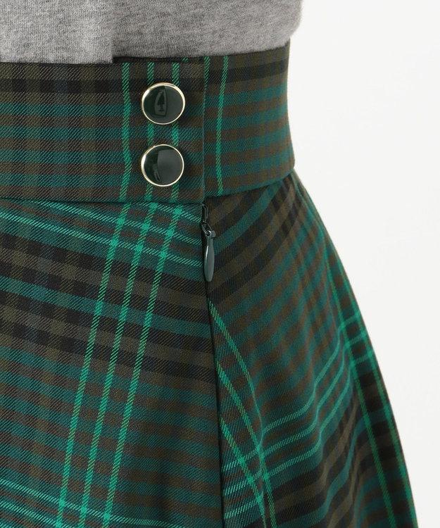 any SiS S 【Riopeleコラボ】オータムチェックツイル スカート