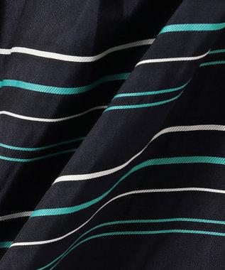 any SiS S スプリングボーダー スカート ネイビー系