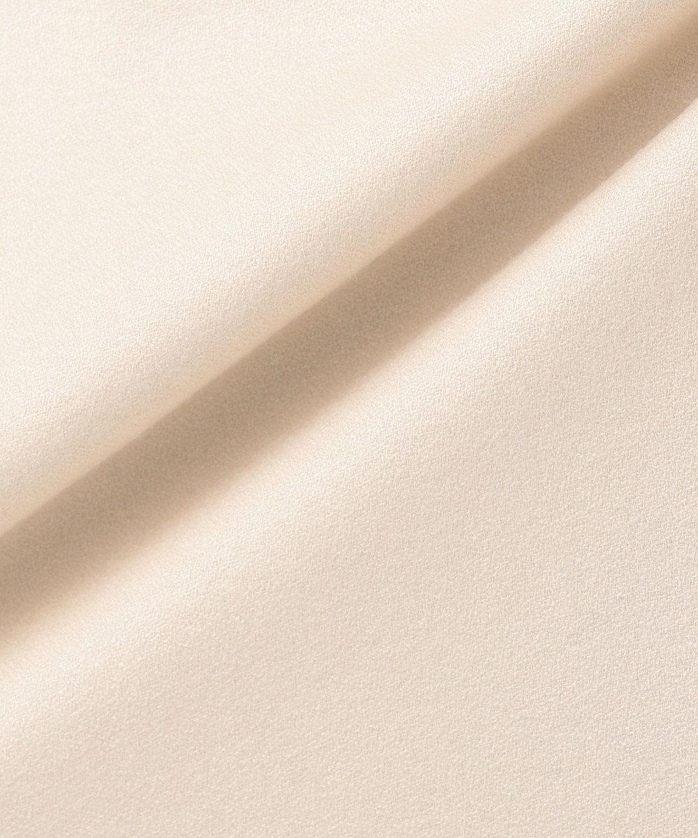 any SiS L サイドレース フレアスカート ライトベージュ