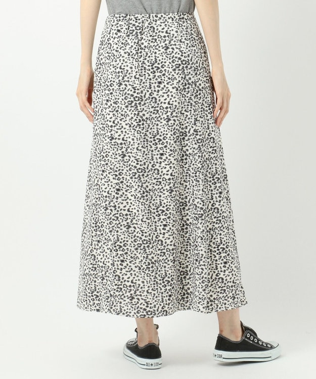any SiS S 【L'aube】レオパードマーメイド スカート