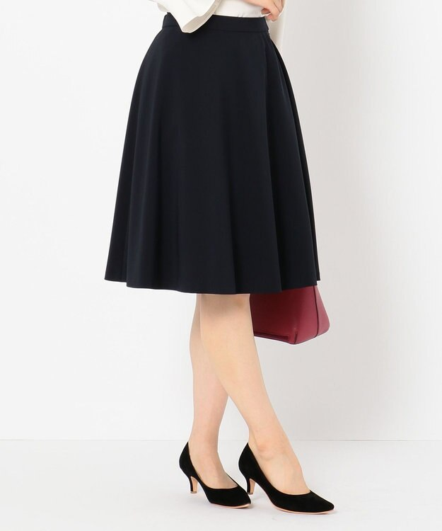 any SiS 【洗える・SETUP対応】セレモニーダブルクロス スカート