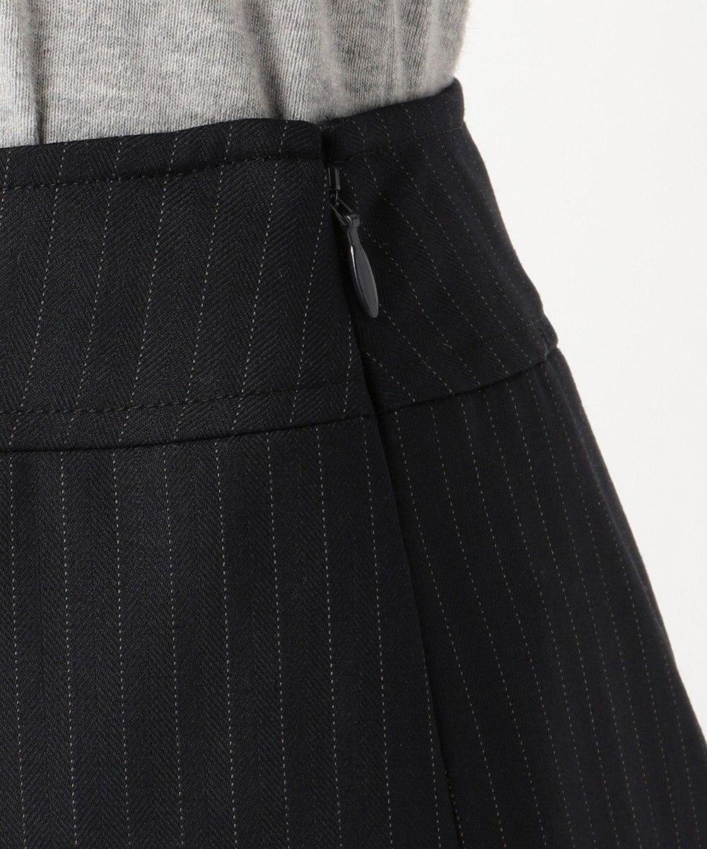 any SiS 【洗えるスーツ】ウォッシャブルT/Wスーツ スカート ネイビー系1