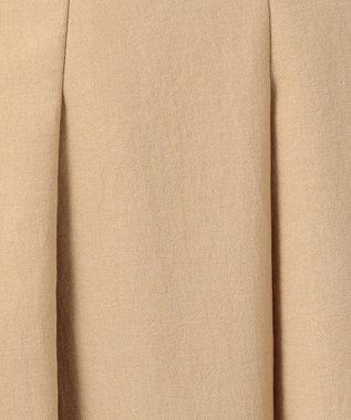 組曲 S 【洗える】ライトカラースカート ベージュ系