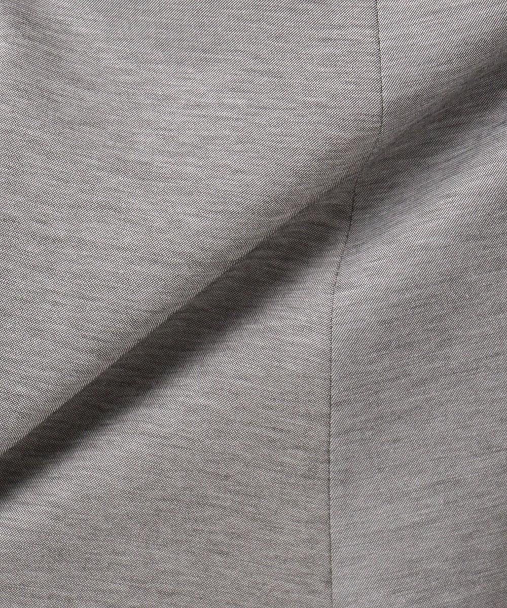 組曲 L 【Lサイズ仕様】ファンクショナルモクロディフレアスカート ライトグレー系