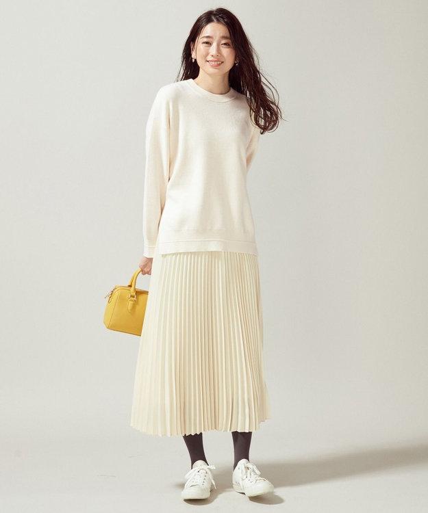 組曲 【春の新色2色登場!/洗える】アコーディオン プリーツスカート