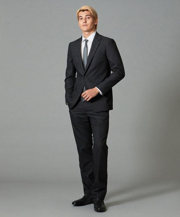 CK CALVIN KLEIN MEN シルキーシャドウストライプ スーツ